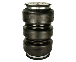 "Universal Air Suspension ""Triple Play"" Air Bag 1/2"" NPT Port (For Light weight Application, Only For Rear), Sold each!"
