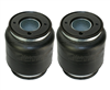 "[2] Pack Universal Air Suspension ""Aero Sport"" Air Bag 1/4"" NPT Port, Sold as pair!"