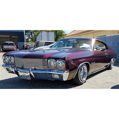 Chevy Chevelle 1964-1972 with air management options