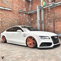 Audi A7 2010+ with air management options