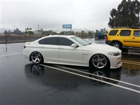 BMW 5 Series 2011+ F10 with air management options