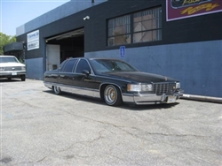 Cadillac fleetwood 1994-1996 with air management options