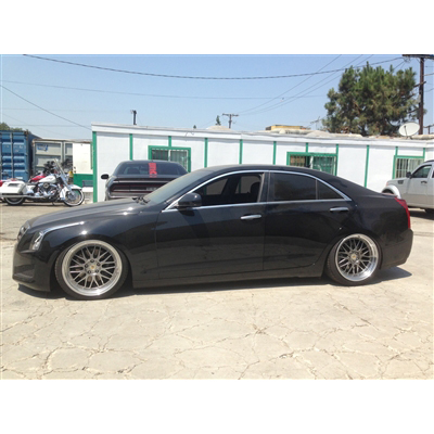Cadillac ATS 2013+ with air management options