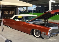 Cadillac Deville 1965-1970 with air management options