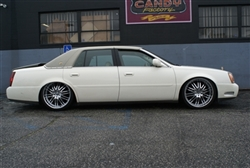 Cadillac Deville 2000-2005 with air management options
