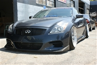 Infiniti G37 Coupe 2008-2015 with air management options