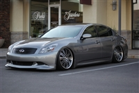 Infiniti G37 Sedan RWD 2007-2015 with air management options