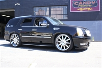 Cadillac Escalade 2007-2015 with air management options