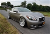 Infiniti M37 2011-2013 with air management options