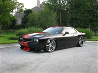 Dodge Challenger 2008-2010 with air management options
