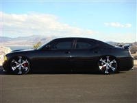 Dodge Charger 2006-2010 with air management options