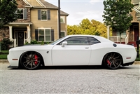 Dodge Challenger 2011+ with air management options