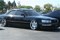 Lexus LS400 1990-1994 with air management options