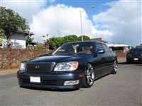 Lexus LS400 1995-2000 with air management options