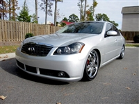 Infiniti M35 2006-2010 with air management options