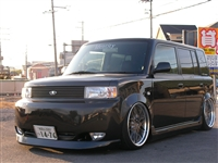 Scion xB 2004-2007 with air management options