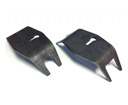 "Bag on Bar Brackets For 1.5"" OD Round Tubing, sold as pair!"