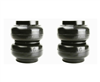 "[2] Pack Slam Specialties SS-6 Air Spring 1/2"" port 250 Psi 6"" Diameter, sold as pair!"
