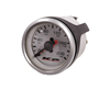 "KP Component 200 Psi Dual Needle 2"" DIA White Face Gauge with 1/8"" NPT Male Fittings, sold each!"