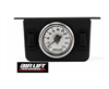 Air Lift 26157 PN Dual Needle 200 Psi Gauge & Panel With Two 3 Prong Momentary Rocker Switches, sold each!