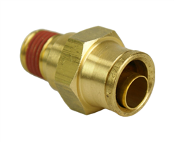 Alkon 3/8 Hose X 1/4 NPT Male Connector