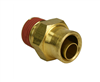Alkon 1/2 Hose X 3/8 NPT Male Connector