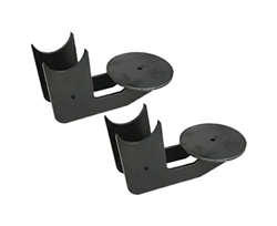 "Bag Behind & Under Axle 2.75"" Axle Brackets, Sold as pair!"