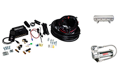 "Air Lift Performance 3P (3/8"" Air Line, 2.5 Gallon Lightweight Raw Aluminum Tank, VIAIR 444C Compressor)"