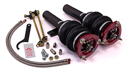 2017-2018 Audi RS3 (Typ 8V)(Fits AWD & FWD models)(55mm front struts only) - Front Performance Kit