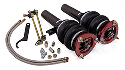2015-2017 VW Golf, 2015-2016 VW E-Golf (Fits AWD & FWD models 50mm front struts only) (MK7 Platform) - Front Performance Kit