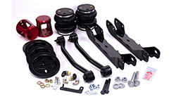 2007-2011 BMW M3 Sedan - Rear Kit without shocks