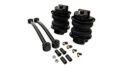 B9 Platform: 2017-2018 Audi A5/S5 Coupe, Sportback & Cabriolet, 2017-2018 Allroad, 2017-2018 RS5 Coupe - Rear Kit w/o shocks