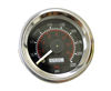 Viair 220 Psi Dual Needle Black Face Gauge with Back Light 90080, sold each