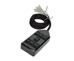 AVS ARC-7 Series Black Switch box