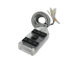 AVS ARC-7 Series Clear Switch box