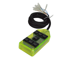 AVS ARC-7 Series Green Switch box