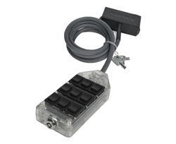 9 Rocker Switch Box