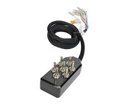 AVS ARC-T7 Series Black Switch box