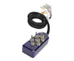 AVS ARC-T7 Series Blue Switch box
