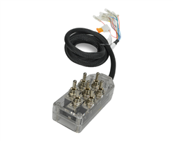AVS ARC-T7 Series Clear Switch box