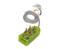 AVS ARC-T7 Series Green Switch box