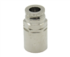 "Nickel Plated Brass 1/4"" PTC X 1/8"" Female NPT Fitting"