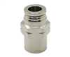 "Nickel Plated Brass 3/8"" PTC X 1/4"" Female NPT Fitting"