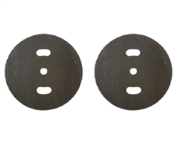 "5.5"" Lower Circle Plates Fits 2500 LBS & 2600 LBS Bags, sold each!"