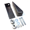 Universal Type Front Shock Relocation Kit - Sold As Pair