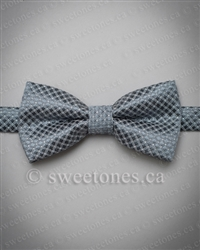Boys formal adjustable bow tie
