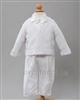 Boys Baptism Christening Outfit