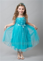 Party dress flower girl dress