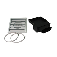 AC02080 ADAPTER FOR FRESH AIR KIT