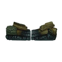 OA10025 DECORATIVE LOG SET
